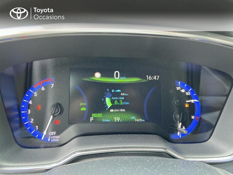 Photo 14 de l'offre de TOYOTA Corolla Touring Spt 122h Dynamic Business MY21 + Stage Hybrid Academy à 28990€ chez Rizzon Auto - Toyota St Brieuc