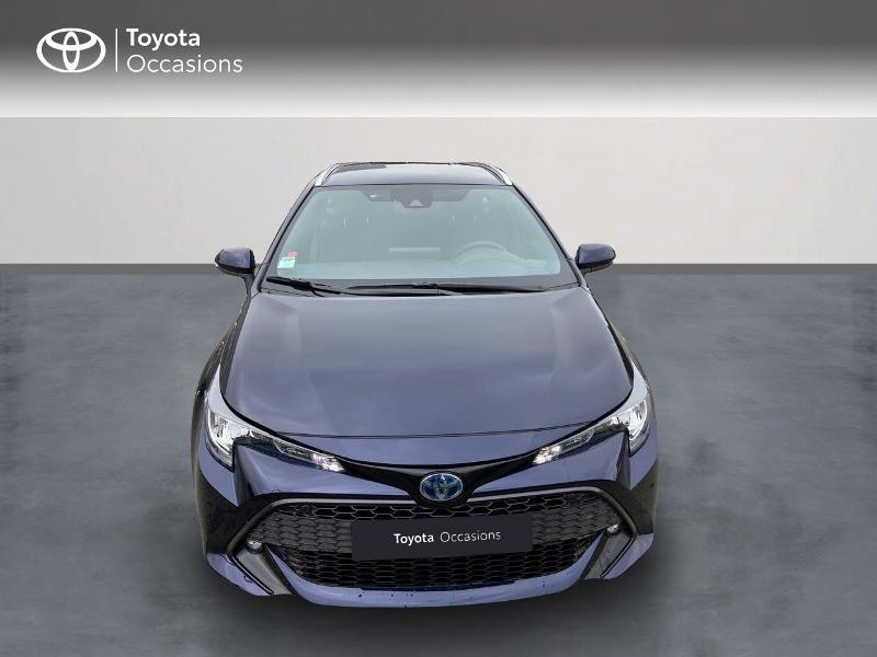 Photo 5 de l'offre de TOYOTA Corolla Touring Spt 122h Dynamic Business MY21 + Stage Hybrid Academy à 28990€ chez Rizzon Auto - Toyota St Brieuc