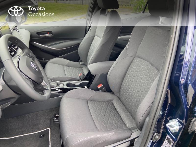 Photo 11 de l'offre de TOYOTA Corolla Touring Spt 122h Dynamic Business MY21 + Stage Hybrid Academy à 28990€ chez Rizzon Auto - Toyota St Brieuc