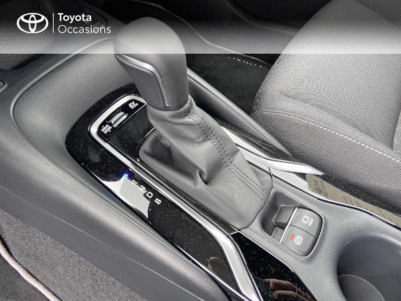 Photo 23 de l'offre de TOYOTA Corolla Touring Spt 122h Dynamic Business MY21 + Stage Hybrid Academy à 28990€ chez Rizzon Auto - Toyota St Brieuc