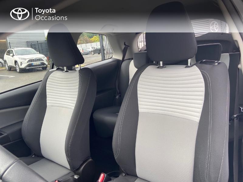 Photo 11 de l'offre de TOYOTA Yaris 70 VVT-i France 3p RC18 à 9790€ chez Rizzon Auto - Toyota St Brieuc
