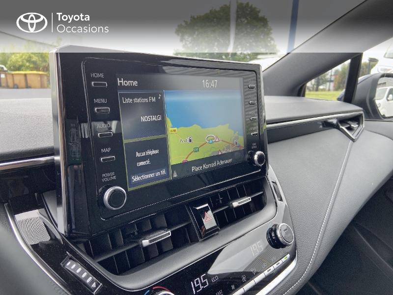 Photo 15 de l'offre de TOYOTA Corolla Touring Spt 122h Dynamic Business MY21 + Stage Hybrid Academy à 28990€ chez Rizzon Auto - Toyota St Brieuc