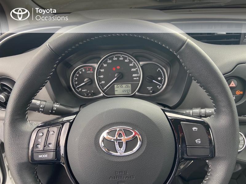 Photo 13 de l'offre de TOYOTA Yaris 70 VVT-i France 3p RC18 à 9790€ chez Rizzon Auto - Toyota St Brieuc