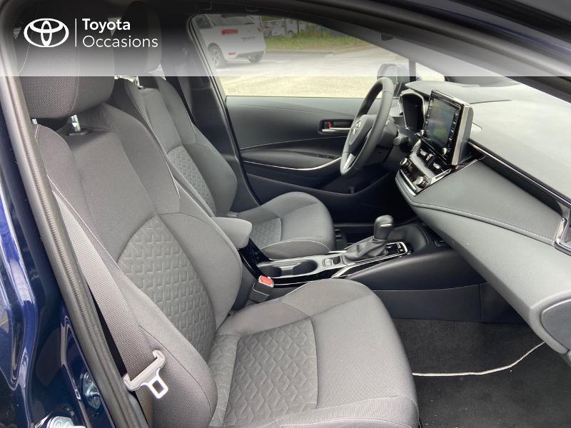 Photo 6 de l'offre de TOYOTA Corolla Touring Spt 122h Dynamic Business MY21 + Stage Hybrid Academy à 28990€ chez Rizzon Auto - Toyota St Brieuc
