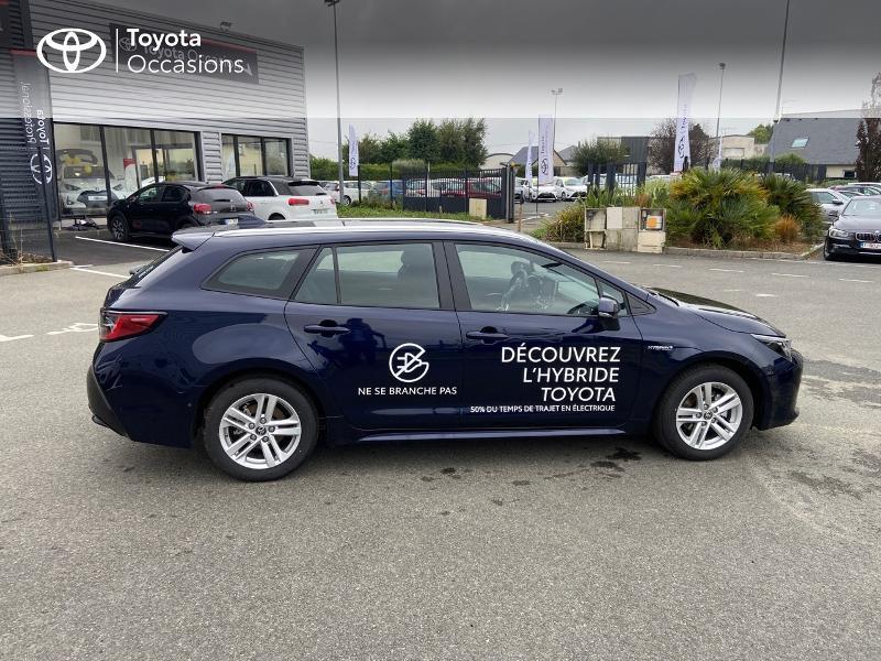 Photo 17 de l'offre de TOYOTA Corolla Touring Spt 122h Dynamic Business MY21 + Stage Hybrid Academy à 28990€ chez Rizzon Auto - Toyota St Brieuc