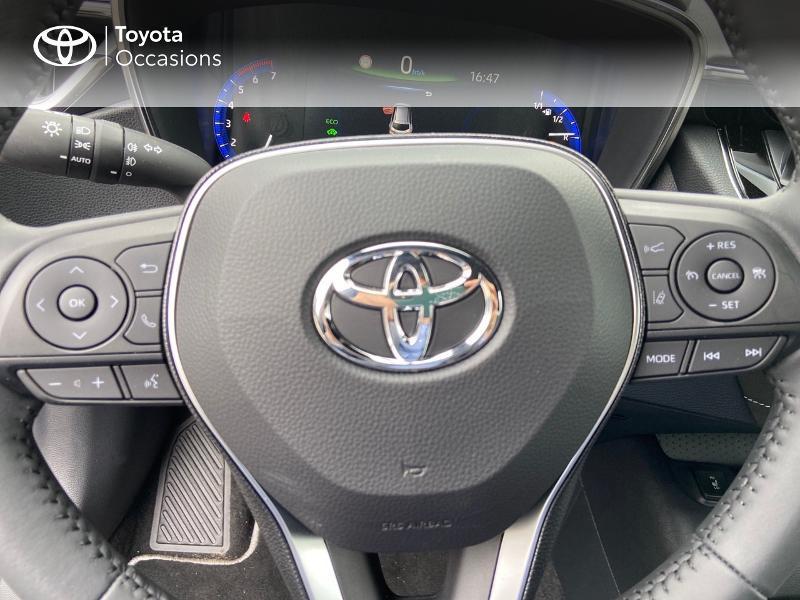 Photo 20 de l'offre de TOYOTA Corolla Touring Spt 122h Dynamic Business MY21 + Stage Hybrid Academy à 28990€ chez Rizzon Auto - Toyota St Brieuc