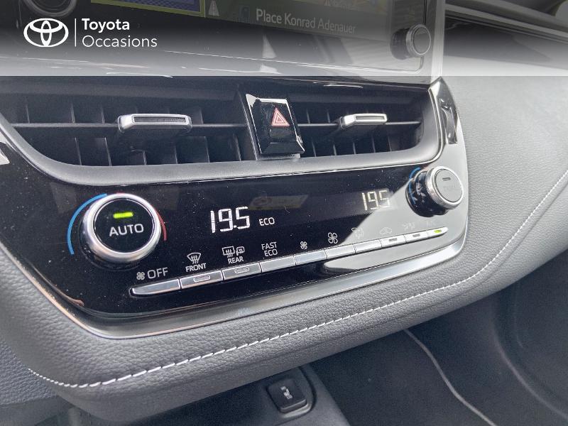 Photo 22 de l'offre de TOYOTA Corolla Touring Spt 122h Dynamic Business MY21 + Stage Hybrid Academy à 28990€ chez Rizzon Auto - Toyota St Brieuc