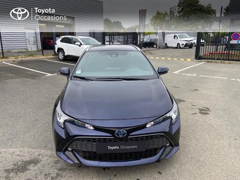 Photo 29 de l'offre de TOYOTA Corolla Touring Spt 122h Dynamic Business MY21 + Stage Hybrid Academy à 28990€ chez Rizzon Auto - Toyota St Brieuc