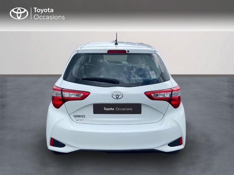 Photo 4 de l'offre de TOYOTA Yaris 70 VVT-i France 3p RC18 à 9790€ chez Rizzon Auto - Toyota St Brieuc