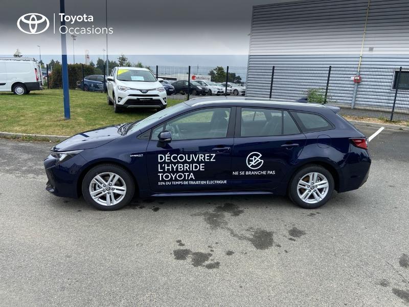 Photo 27 de l'offre de TOYOTA Corolla Touring Spt 122h Dynamic Business MY21 + Stage Hybrid Academy à 28990€ chez Rizzon Auto - Toyota St Brieuc