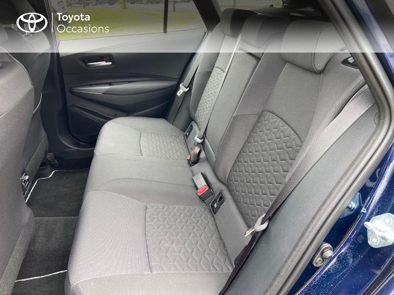 Photo 12 de l'offre de TOYOTA Corolla Touring Spt 122h Dynamic Business MY21 + Stage Hybrid Academy à 28990€ chez Rizzon Auto - Toyota St Brieuc