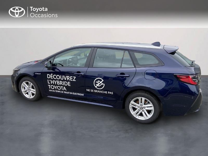 Photo 2 de l'offre de TOYOTA Corolla Touring Spt 122h Dynamic Business MY21 + Stage Hybrid Academy à 28990€ chez Rizzon Auto - Toyota St Brieuc