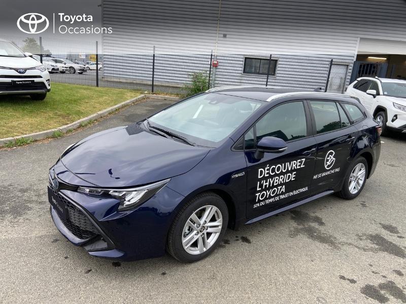 Photo 25 de l'offre de TOYOTA Corolla Touring Spt 122h Dynamic Business MY21 + Stage Hybrid Academy à 28990€ chez Rizzon Auto - Toyota St Brieuc