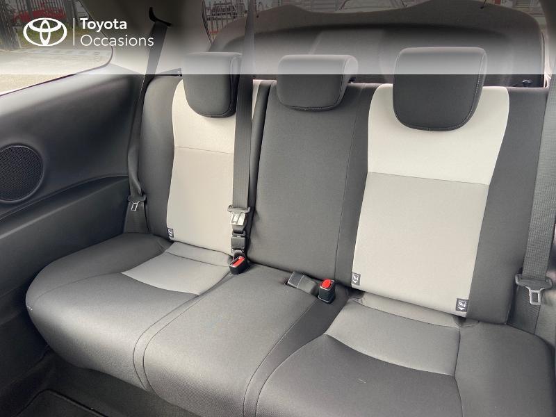 Photo 12 de l'offre de TOYOTA Yaris 70 VVT-i France 3p RC18 à 9790€ chez Rizzon Auto - Toyota St Brieuc
