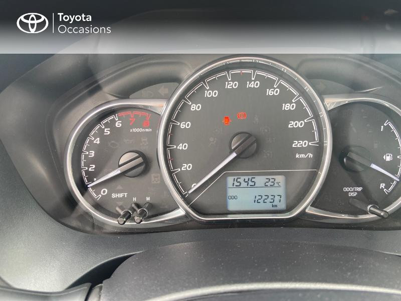 Photo 14 de l'offre de TOYOTA Yaris 70 VVT-i France 3p RC18 à 9790€ chez Rizzon Auto - Toyota St Brieuc