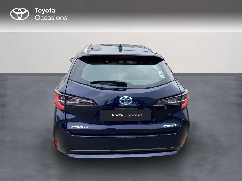 Photo 4 de l'offre de TOYOTA Corolla Touring Spt 122h Dynamic Business MY21 + Stage Hybrid Academy à 28990€ chez Rizzon Auto - Toyota St Brieuc
