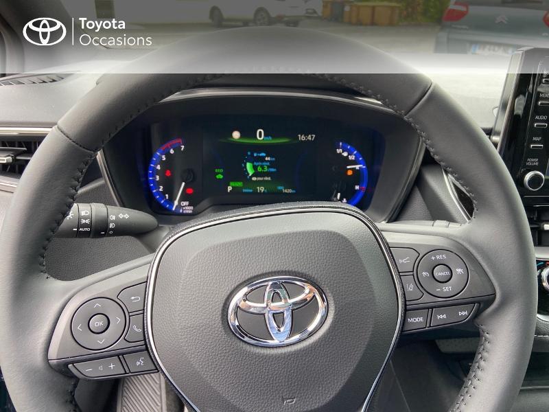 Photo 13 de l'offre de TOYOTA Corolla Touring Spt 122h Dynamic Business MY21 + Stage Hybrid Academy à 28990€ chez Rizzon Auto - Toyota St Brieuc