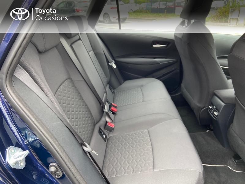 Photo 7 de l'offre de TOYOTA Corolla Touring Spt 122h Dynamic Business MY21 + Stage Hybrid Academy à 28990€ chez Rizzon Auto - Toyota St Brieuc