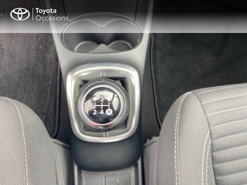 Photo 23 de l'offre de TOYOTA Yaris 70 VVT-i France 3p RC18 à 9790€ chez Rizzon Auto - Toyota St Brieuc