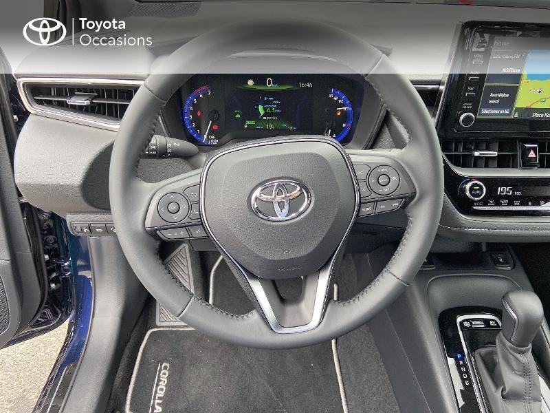 Photo 9 de l'offre de TOYOTA Corolla Touring Spt 122h Dynamic Business MY21 + Stage Hybrid Academy à 28990€ chez Rizzon Auto - Toyota St Brieuc