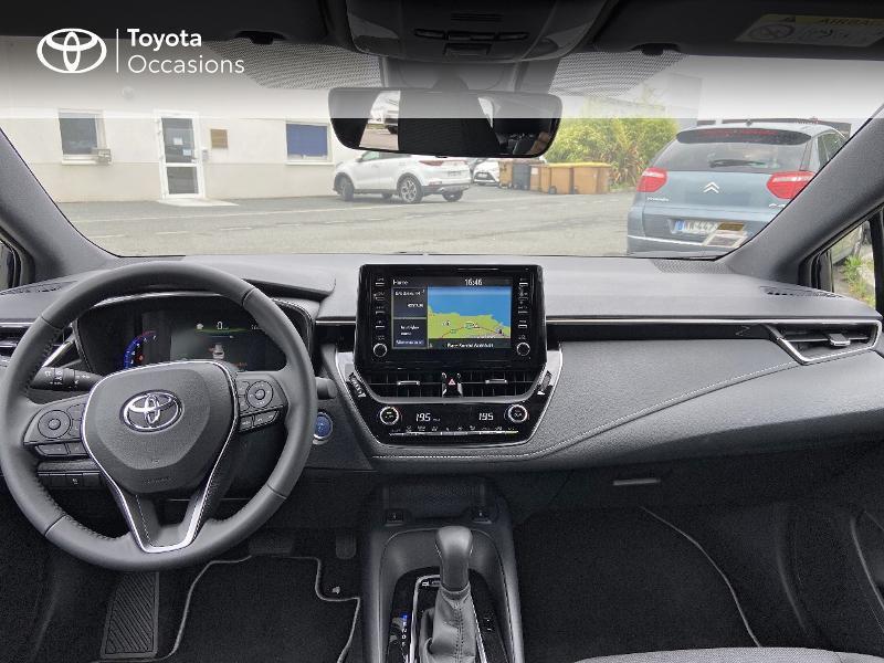 Photo 8 de l'offre de TOYOTA Corolla Touring Spt 122h Dynamic Business MY21 + Stage Hybrid Academy à 28990€ chez Rizzon Auto - Toyota St Brieuc