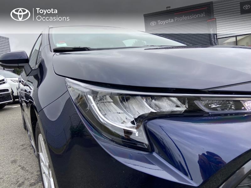 Photo 24 de l'offre de TOYOTA Corolla Touring Spt 122h Dynamic Business MY21 + Stage Hybrid Academy à 28990€ chez Rizzon Auto - Toyota St Brieuc