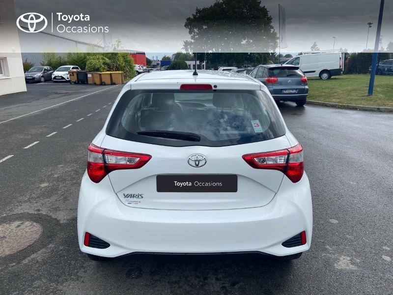 Photo 27 de l'offre de TOYOTA Yaris 70 VVT-i France 3p RC18 à 9790€ chez Rizzon Auto - Toyota St Brieuc