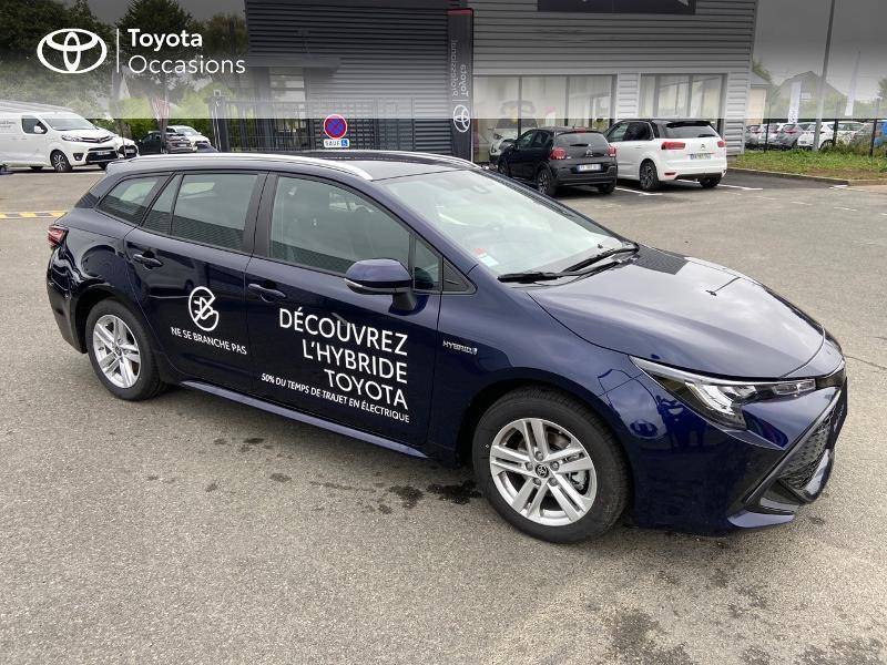 Photo 19 de l'offre de TOYOTA Corolla Touring Spt 122h Dynamic Business MY21 + Stage Hybrid Academy à 28990€ chez Rizzon Auto - Toyota St Brieuc