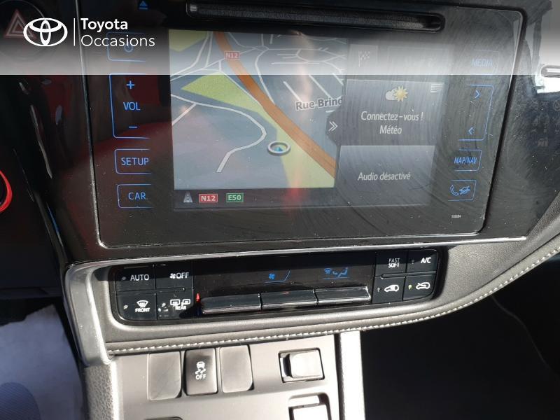 Photo 22 de l'offre de TOYOTA Auris HSD 136h Collection à 16990€ chez Rizzon Auto - Toyota St Brieuc