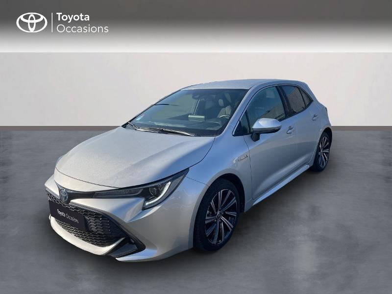 Toyota Corolla 122h Design MY21 Hybride GRIS ALUMINI Occasion à vendre