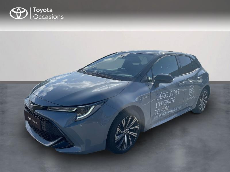 Toyota Corolla 122h JBL Edition MY21 Hybride GRIS Occasion à vendre