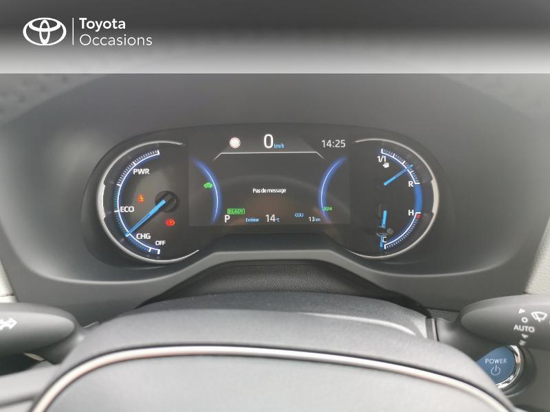 Photo 14 de l'offre de TOYOTA RAV4 Hybride 222ch Lounge AWD-i MY21 à 48990€ chez Rizzon Auto - Toyota St Brieuc