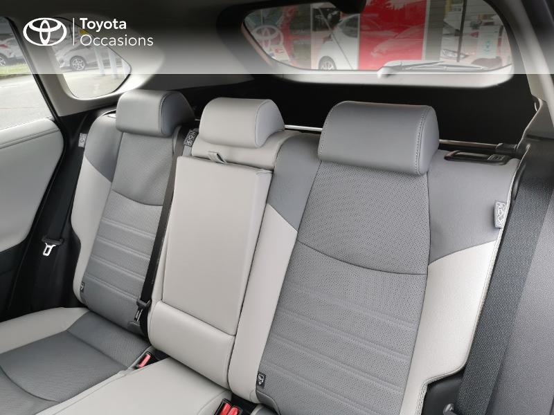 Photo 12 de l'offre de TOYOTA RAV4 Hybride 222ch Lounge AWD-i MY21 à 48990€ chez Rizzon Auto - Toyota St Brieuc