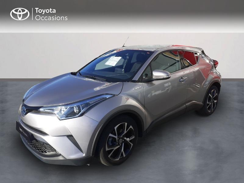 Photo 1 de l'offre de TOYOTA C-HR 122h Edition 2WD E-CVT RC18 à 20990€ chez Rizzon Auto - Toyota St Brieuc