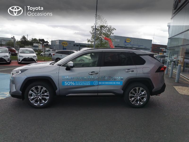 Photo 19 de l'offre de TOYOTA RAV4 Hybride 222ch Lounge AWD-i MY21 à 48990€ chez Rizzon Auto - Toyota St Brieuc