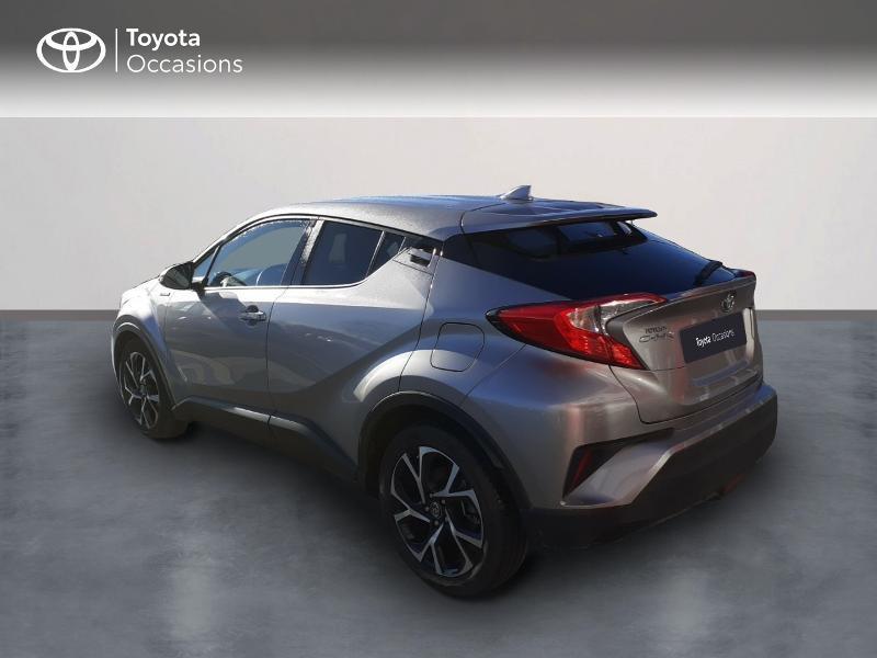 Photo 2 de l'offre de TOYOTA C-HR 122h Edition 2WD E-CVT RC18 à 20990€ chez Rizzon Auto - Toyota St Brieuc
