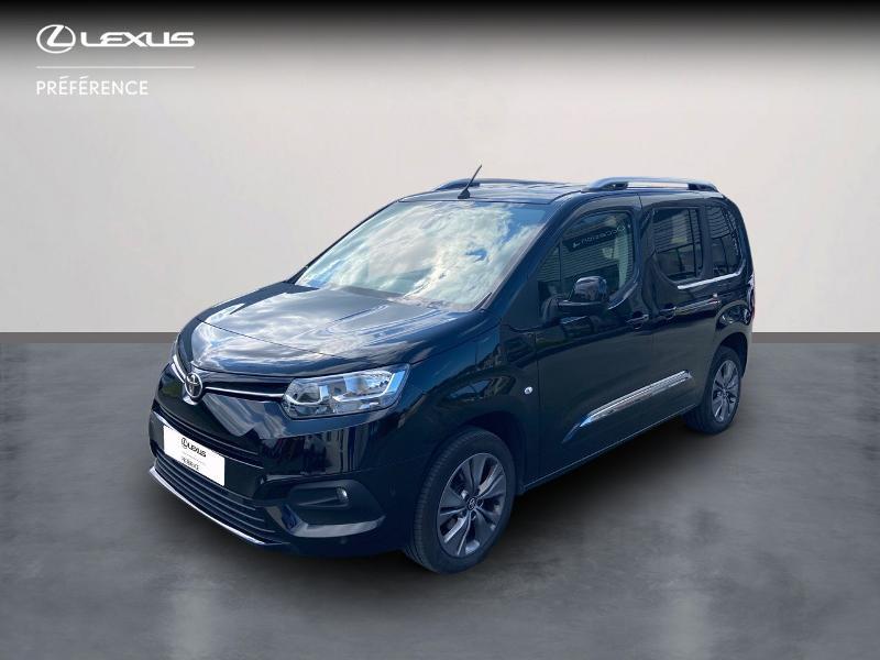 Toyota PROACE CITY Verso Medium 1.5 100 D-4D Design Diesel NOIR ONYX Occasion à vendre