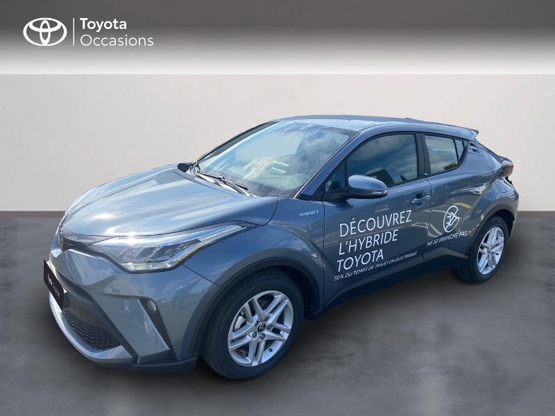 Toyota C-HR 184h Dynamic Business 2WD E-CVT + Stage Hybrid Academy MY20 Hybride GRIS Occasion à vendre