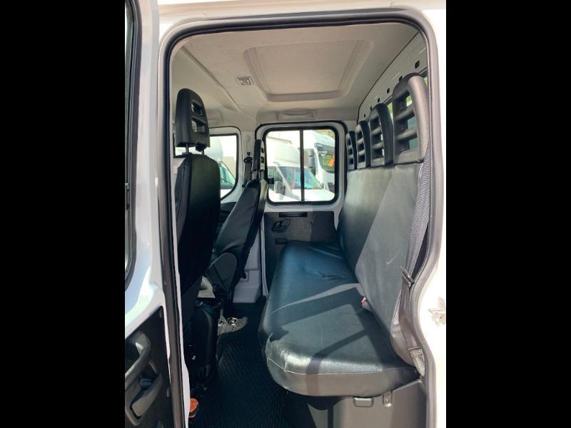 Photo 13 de l'offre de IVECO 35c14 DOUBLE CABINE 6 PLACES BENNE+COFFRE CLIM AUTO à 32400€ chez ABVI Montpellier