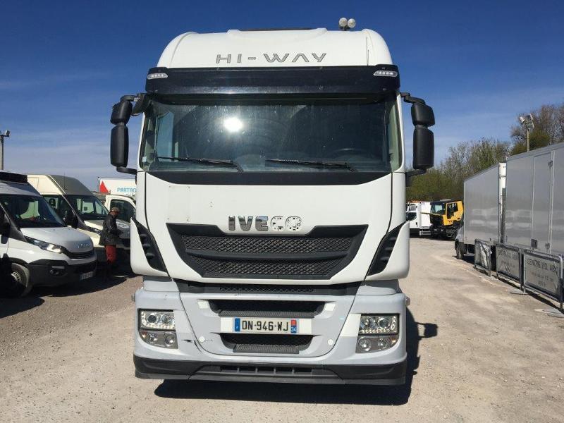 Iveco Stralis Hi-Way AS440S46 TP E6 BVA Diesel  Occasion à vendre