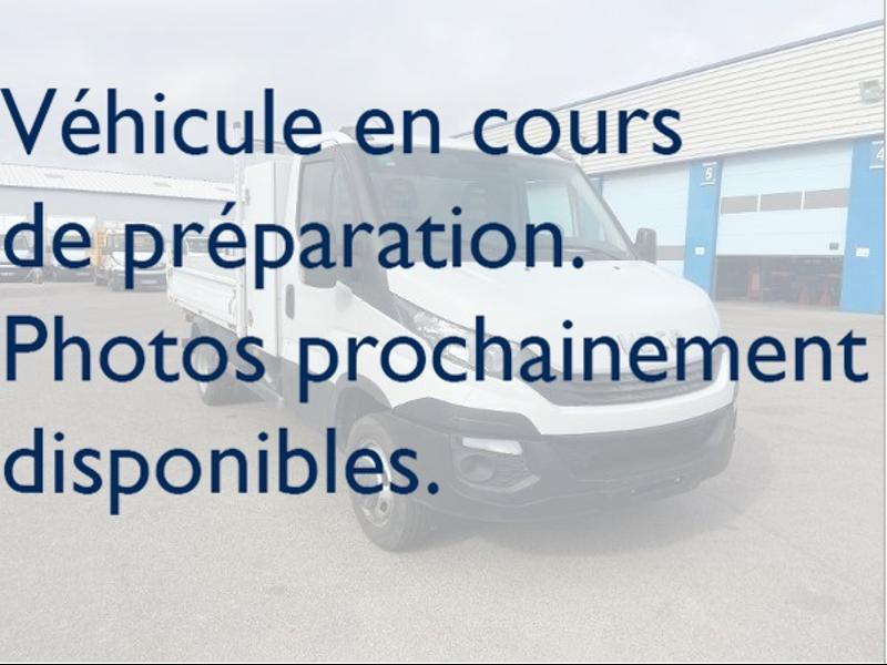 Iveco Prochainement DISPO 35C14 BENNE COFFRE CLIM AUTO Diesel Blanc Occasion à vendre
