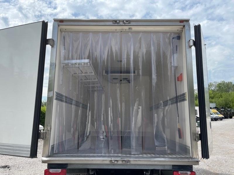 Photo 9 de l'offre de IVECO 65c14 GAZ (CNG) CAISSE FRIGO HAYON 750KG à 18000€ chez ABVI Montpellier