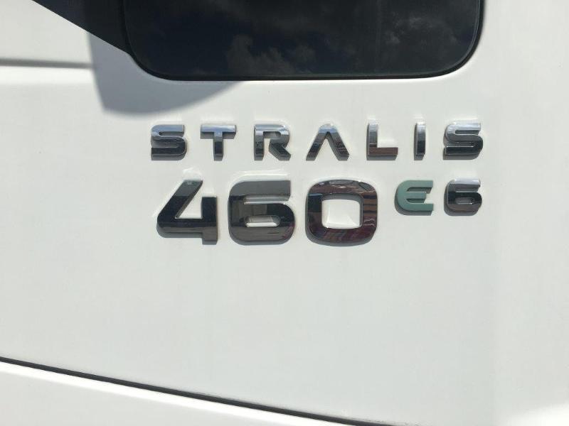 Photo 17 de l'offre de IVECO Stralis 460cv BAV CLIM RALENTISSEUR HYDRAULIQUE à 839€ chez ABVI Montpellier