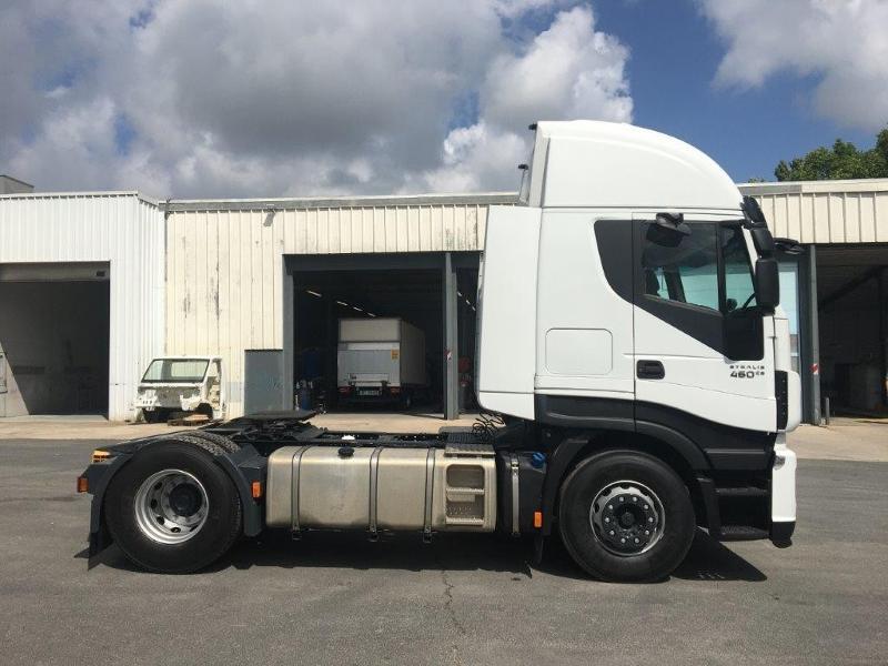 Photo 4 de l'offre de IVECO Stralis 460cv BAV CLIM RALENTISSEUR HYDRAULIQUE à 839€ chez ABVI Montpellier