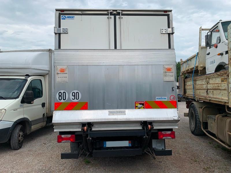 Photo 4 de l'offre de IVECO 65c14 GAZ FRIGO + HAYON à 15000€ chez ABVI Montpellier