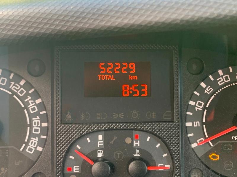 Photo 7 de l'offre de IVECO 65c14 GAZ FRIGO + HAYON à 15000€ chez ABVI Montpellier
