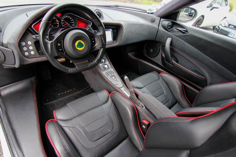 Photo 2 de l'offre de LOTUS EVORA SPORT RACER 2+2 IPS à 48990€ chez AC111 Automobiles