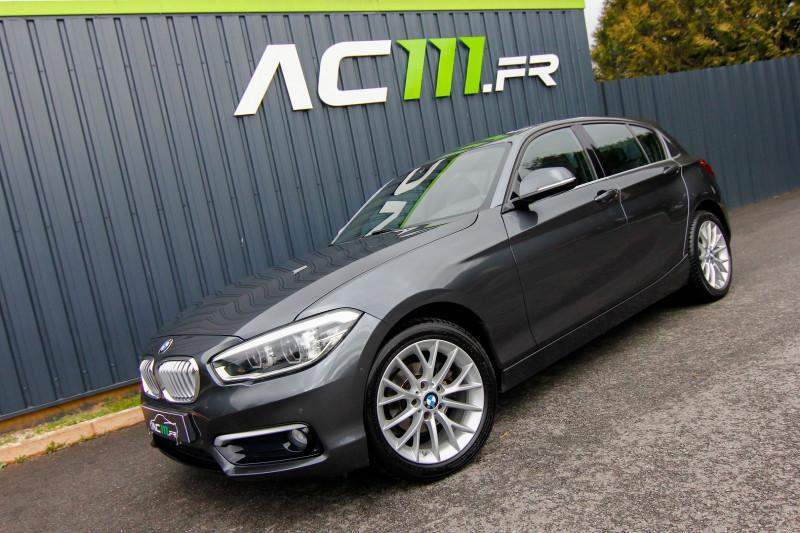 Photo 1 de l'offre de BMW SERIE 1 118DA 150CH URBANCHIC 5P à 18490€ chez AC111 Automobiles