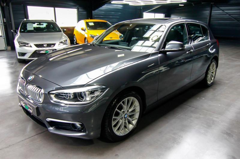 Photo 4 de l'offre de BMW SERIE 1 118DA 150CH URBANCHIC 5P à 18490€ chez AC111 Automobiles