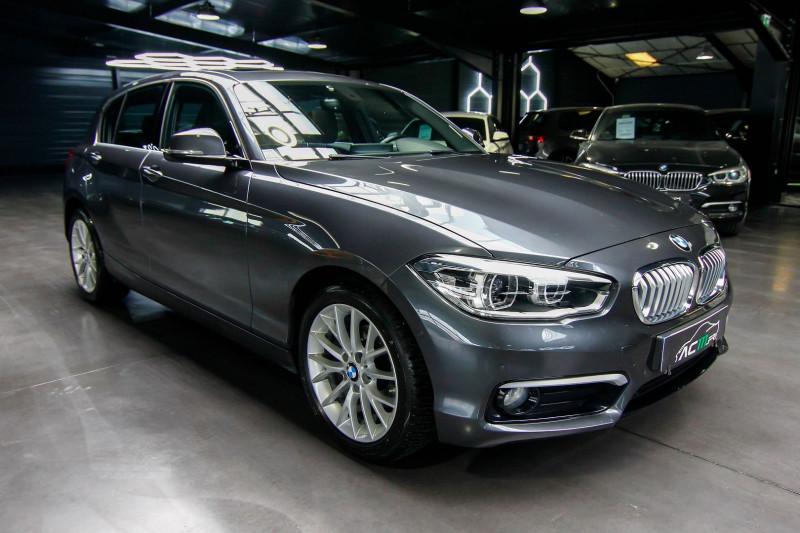 Photo 2 de l'offre de BMW SERIE 1 118DA 150CH URBANCHIC 5P à 18490€ chez AC111 Automobiles